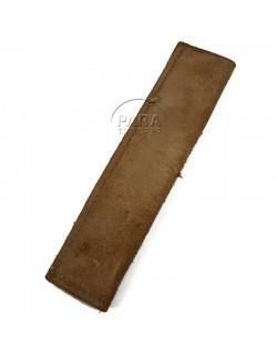 Fork + leather sheath