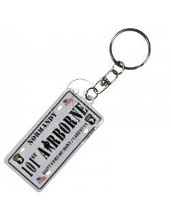 Porte-clés, plaque, 101e Airborne Division