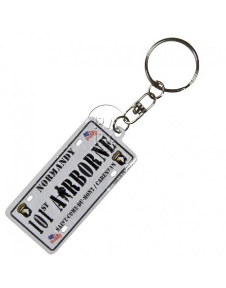 Porte-clés, plaque, 101ème Airborne