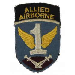 First Allied Airborne Patch, felt