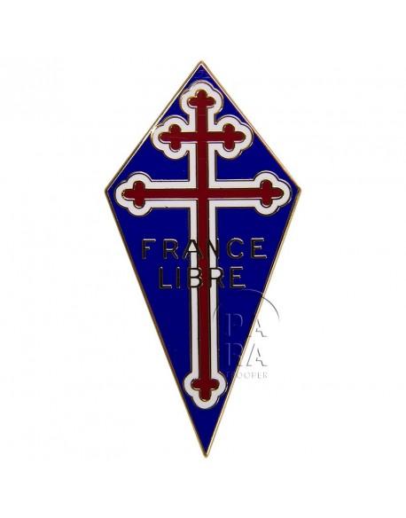 Insignia, Forces Navales Françaises Libres