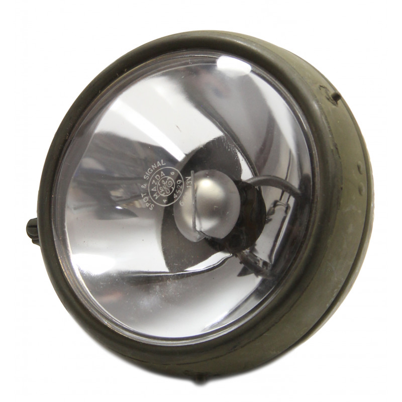 Headlight, vehicle, US Army, Guide