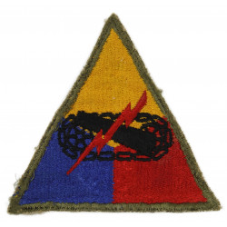 Patch, HQ Armored Forces and Bn.