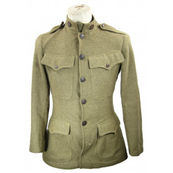 US, Wool tunic, World War I, 1918