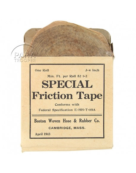 Tape, Friction, Special, 1943
