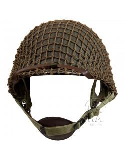 Helmet, M2, D-ring, Parachutist