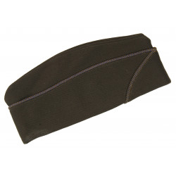 Garrison Cap, Officer, Dark OD, USAAF