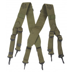 Supenders, Pack, Field & combat, M-1944