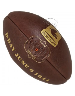 Ball, football, American, 101st Airborne