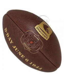 Ballon de football américain, 101st Airborne