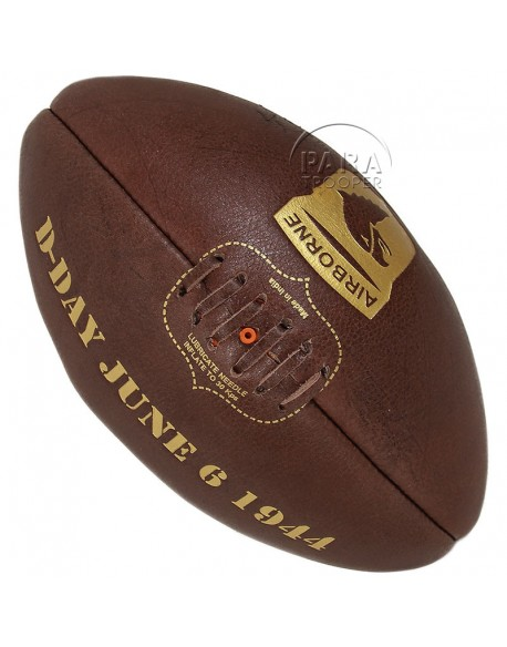 Ball, football, American, 101st Airborne Div.