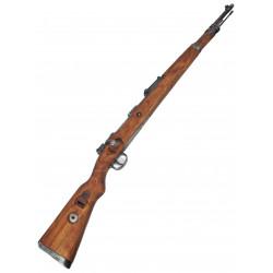 Carabine Mauser 98K, aspect patiné