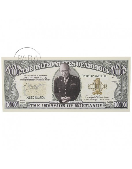 Bank note, Eisenhower