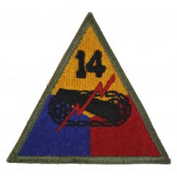 Patch, 14th Armored Division