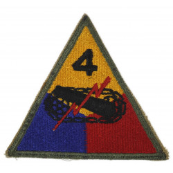 Patch, 4th Armored Division, Bastogne