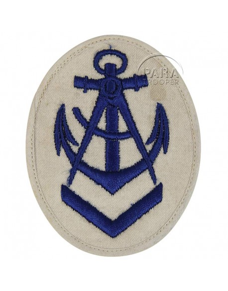Patch, Sleeve, Senior, Carpenter, Kriegsmarine