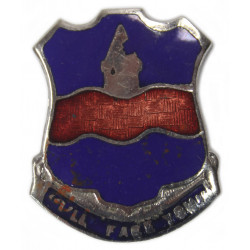 Distinctive Insignia, 142nd Inf. Rgt., 36th Infantry Division, pin back