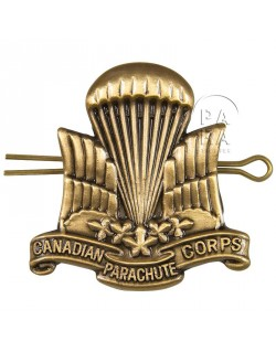 Cap badge, Parachutist, Canadian