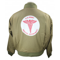 Jacket, Winter, Medical Department