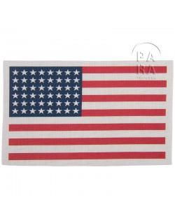 Flag, Arm, Identification, Cotton