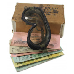 Goggles, Polaroid, USN, M-1944, in Box