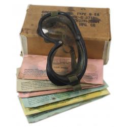 Lunettes Polaroid M-1944, USN, en boîte