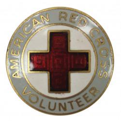 Insignia, American Red Cross Volunteer
