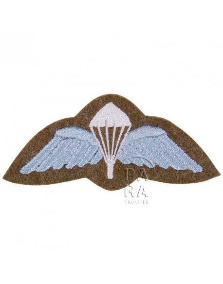 Cloth wings, British