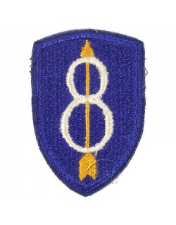 Insigne 8e Division d'Infanterie