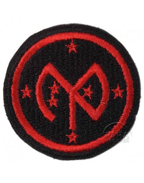 Insigne 27e division d'infanterie