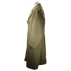 Overcoat, wool, 42L, 1941