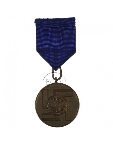 Médaille, 8 ans de service dans la SS