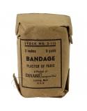 Bandage, plaster of Paris, Stock n°2-115