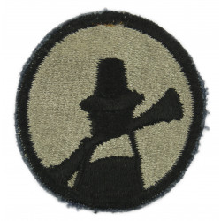 Patch, 94th Infantry Division, 1942