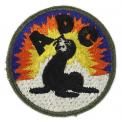 Patch, Alaska Defense Command, 1941 - 1943