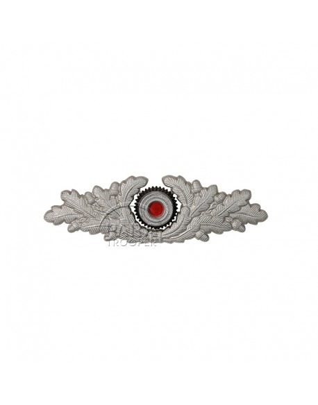 Insigne de casquette Heer, métal