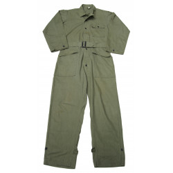 Coverall, HBT, 40R