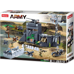Atlantic Wall, Lego / Sluban