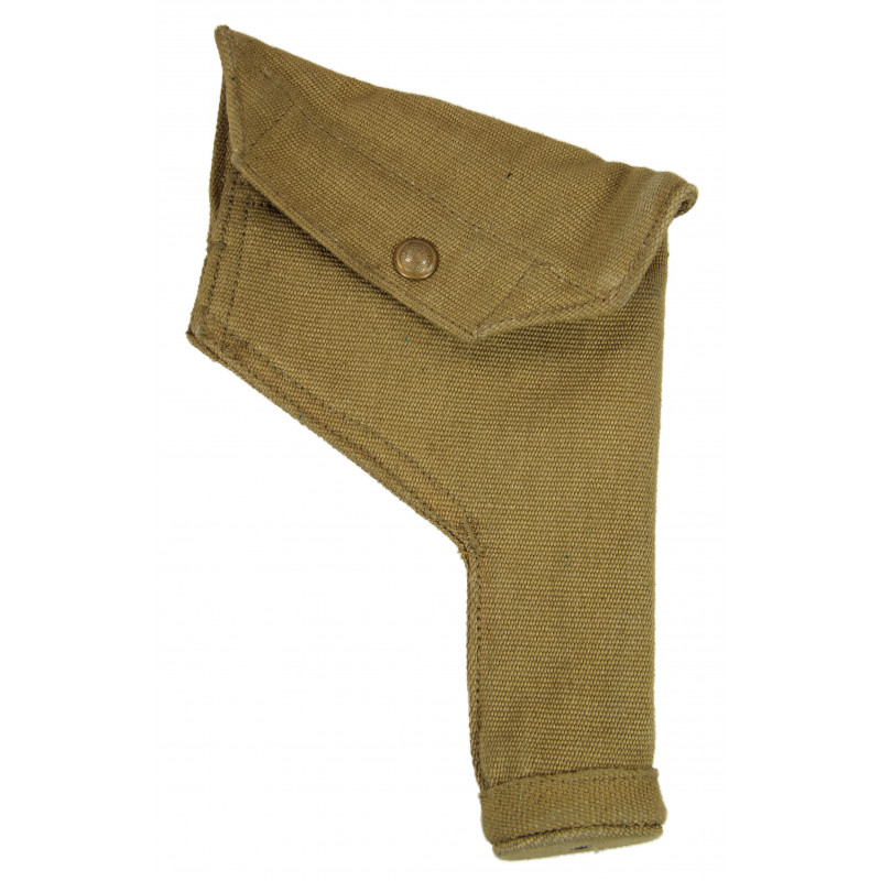 Holster, Canvas, Canadian, 1940