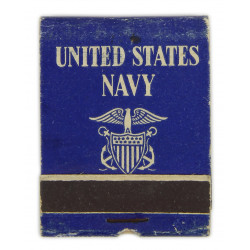 Matches, US Navy