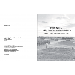 CARENTAN - Linking Omaha Beach / Utah Beach, Part I