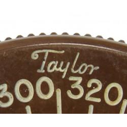 Boussole de poignet parachutiste, Taylor