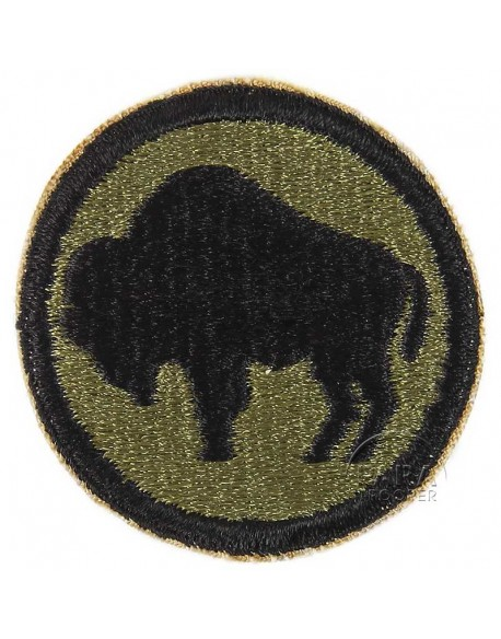 Patch, 92nd Infantry Division