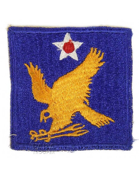 Patch, 2nd US Air Force