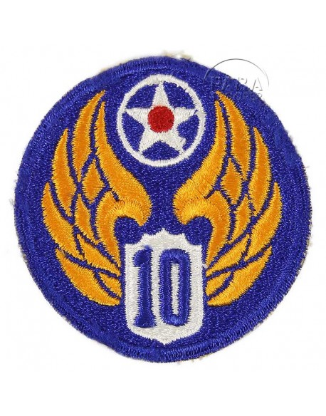 Patch, 10th US Air Force