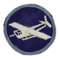 Patch, Cap, Glider infantry, for enlisted man