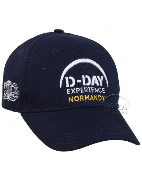 Casquette officielle D-Day Experience